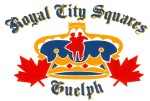 Royal city squares logo colour